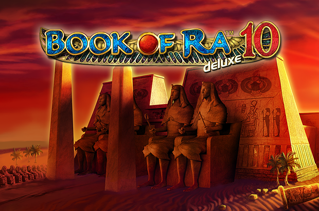 Book of Ra 10 automat do gry
