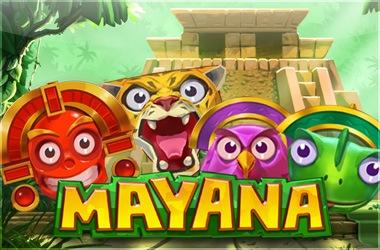 Mucha-Mayana-od-Quickspin-logo