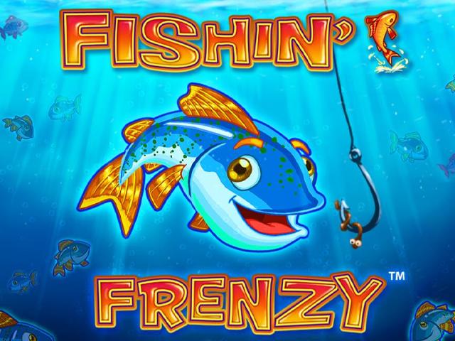 fishin frenzy slot za darmo