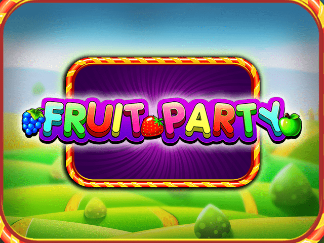 fruit party automat do gry