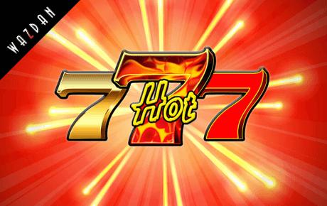 hot 777 slot za darmo